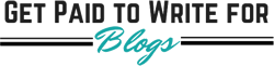 Get Paid To Write For Blogs – Members Area